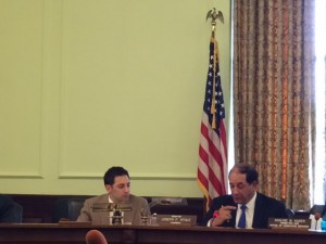 Senate Health Committee Chair Senator Joseph Vitale
